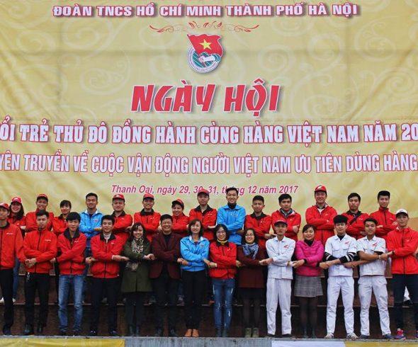 Honda Vũ Hoàng Lê đồng hành cùng tuổi trẻ Thanh Oai